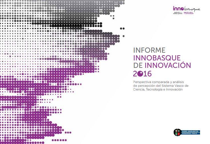 Informe Innovación 2016 Portada