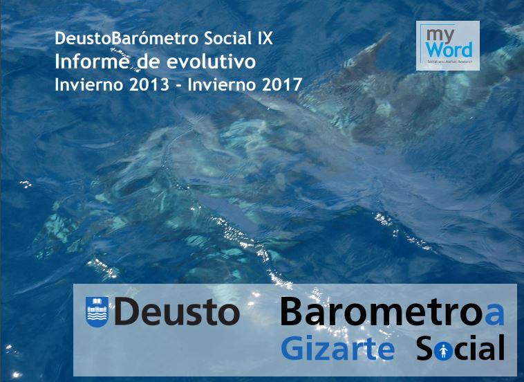 Portada Informe Evolutivo Deusto Barómetro Invierno 2017