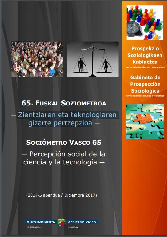 Sociómetro Vasco 65