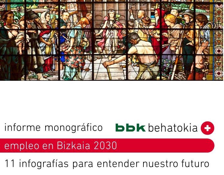 Informe monográfico: Empleo en Bizkaia 2030