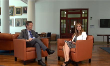 Entrevista con Iñaki Ruiz Manzano, Presidente del Colegio Vasco de Economistas de Bizkaia